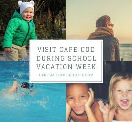 Cape Cod February School Vacation